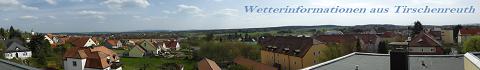 Wetterinformationen aus Tirschenreuth